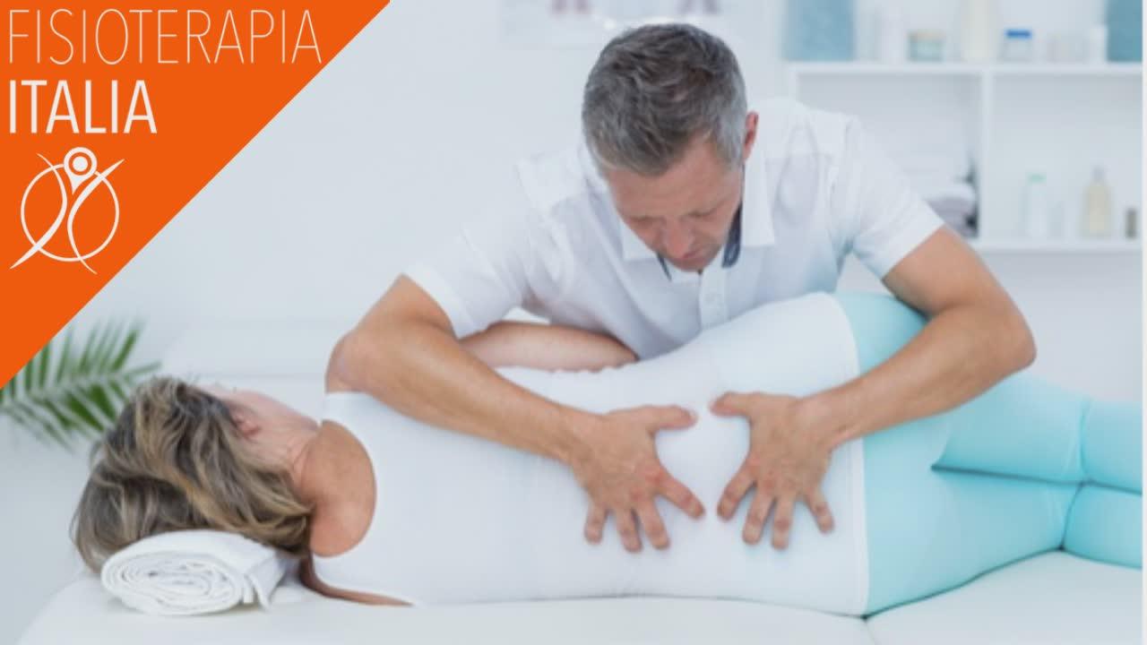 la terapia manuale per la coccigodinia