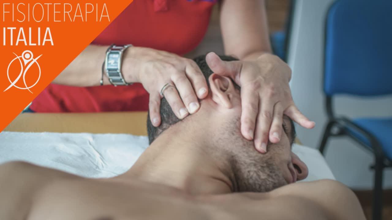 la terapia manuale per la nevralgia del trigemino