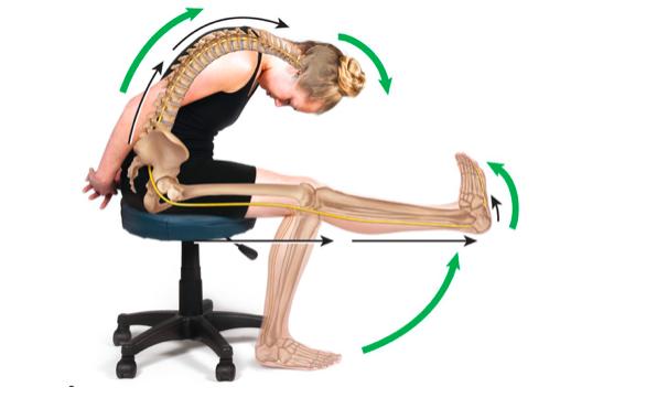 mal di schiena esercizi per i problemi del sistema nervoso
