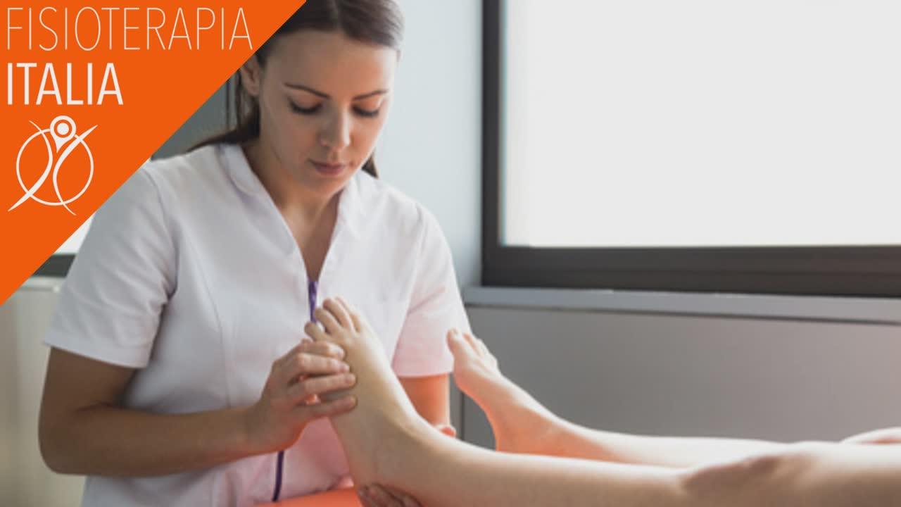 metatarsalgia la terapia manuale per ristabilire l'equilibrio