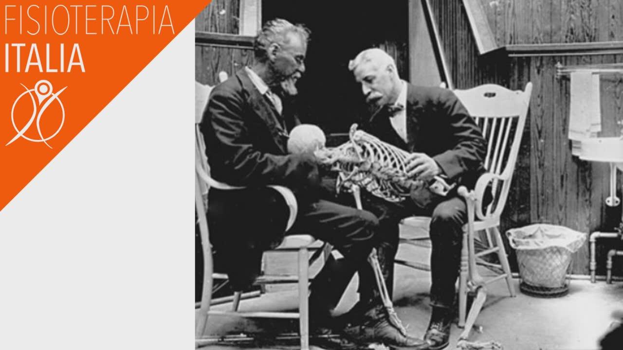 osteopatia e fondatori