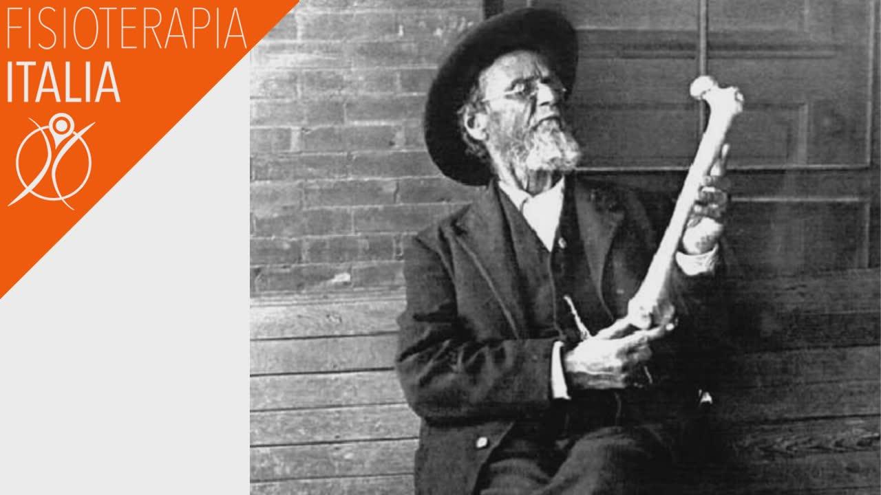 osteopatia e il suo fondatore