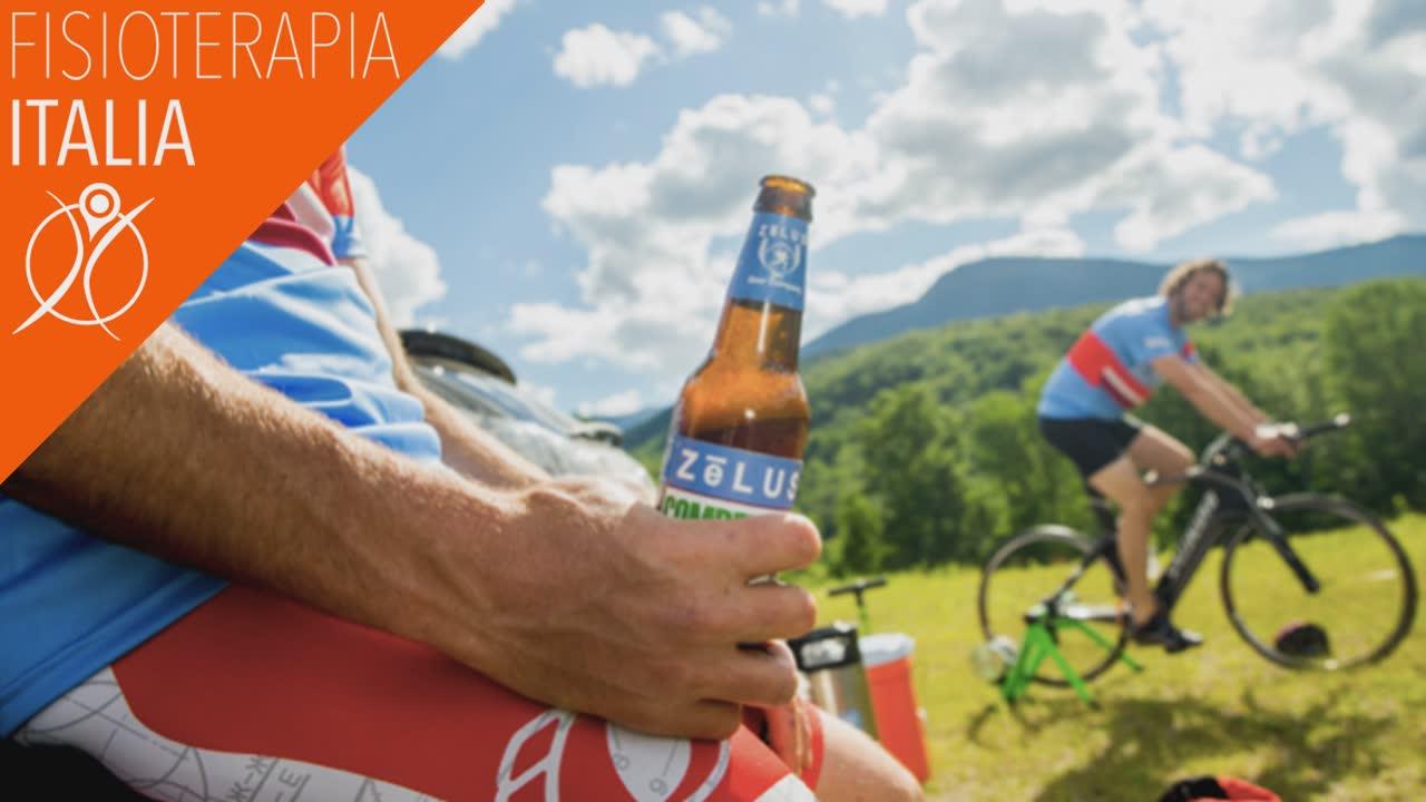 quali bevande sono adatte per lo sportivo