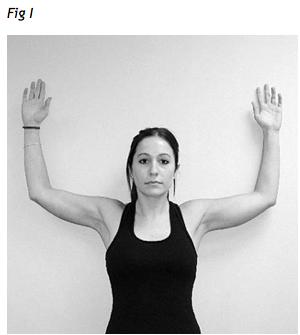 rachide cervicale stimolo strutturale abduzione spalle