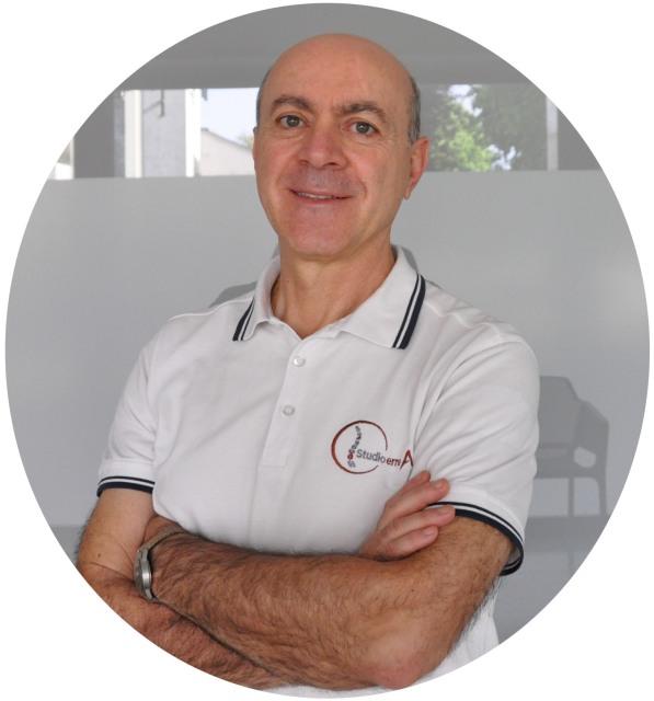 Roberto Arienti - Fisioterapista-osteopata - Studio ErreA - Fisioterapia - Osteopatia