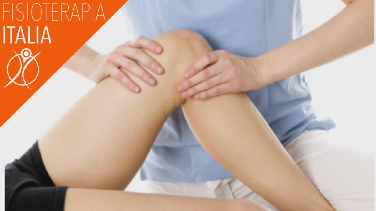 sindrome femoro rotulea terapia manuale