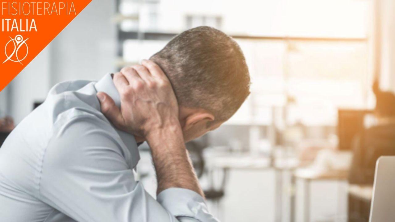 sintomi colpo di frusta