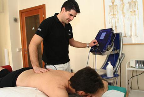 tecarterapia mal di schiena