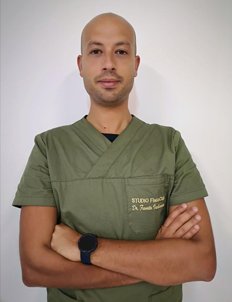 Fausto Inclimona - Fisioterapista-osteopata - Studio FisioClub