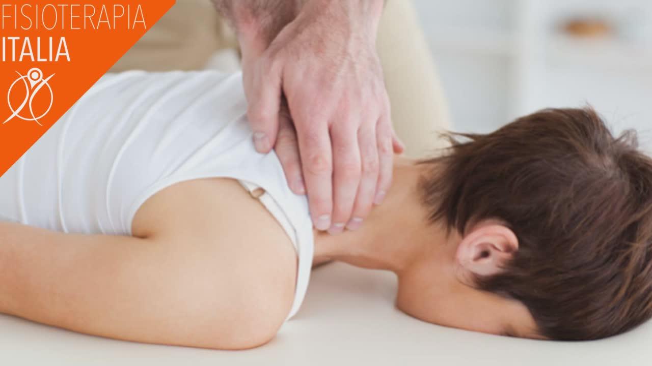 trattamento della vertigine cervicale